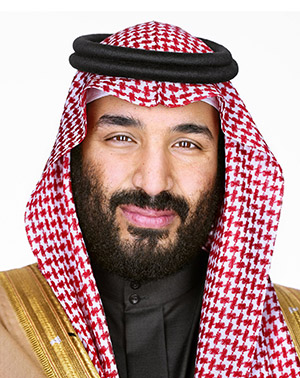 Mohammad bin Salman (MBS) of Saudi Arabia