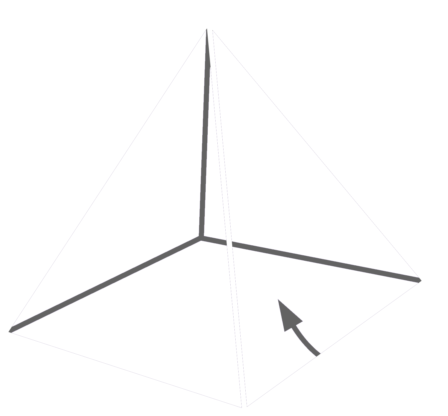 A Very Primitive Pyramid