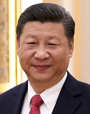 Xi Jinping of China